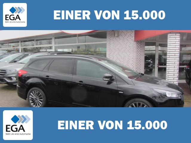 Ford Focus 1,0 EcoB. ST LINE Turnier / 17 Zoll + Winter + PDC