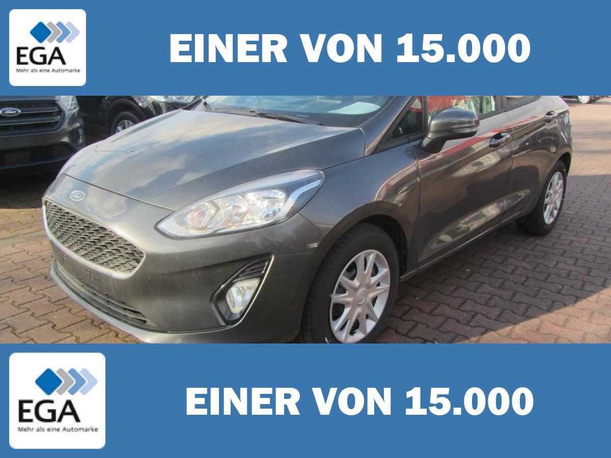 Ford Fiesta 1,0 EcoB. 5trg Cool & Connect / FGS + Winterpaket