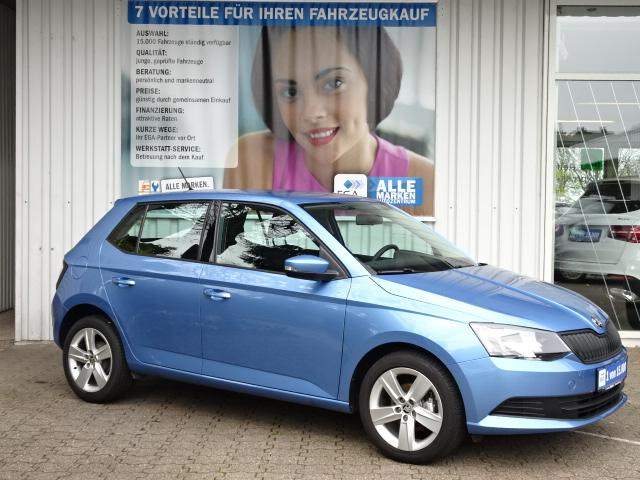 Skoda Fabia 1.0 MPI Cool Edition GreenTec ALU PTS KLIMA