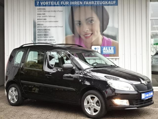Skoda Roomster 1.2 TSI Active Plus ALU CD TFL NSW SCHECKH 17TKM !