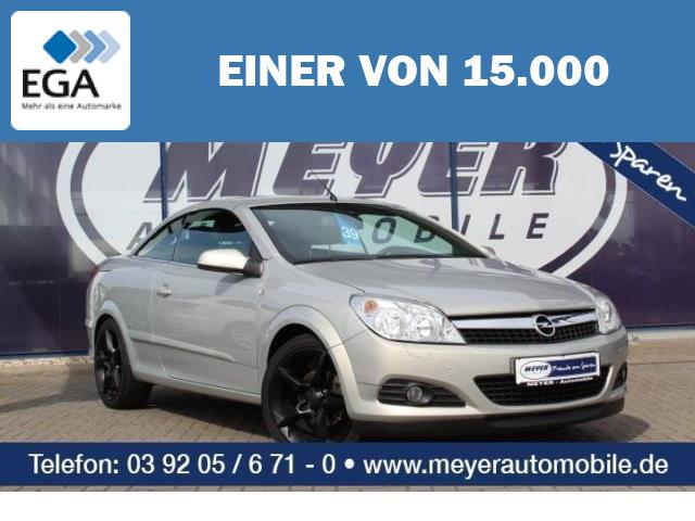 Opel Astra Twin Top 1.8 Cosmo PDC/Leder/SHZ/18-Zoll-A