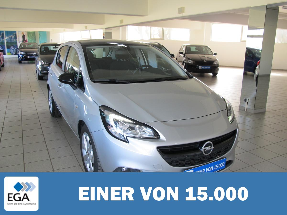 Opel Corsa 1.4 Color Edition,Sitzh.,PDC,Bluetooth,Klimaauto.