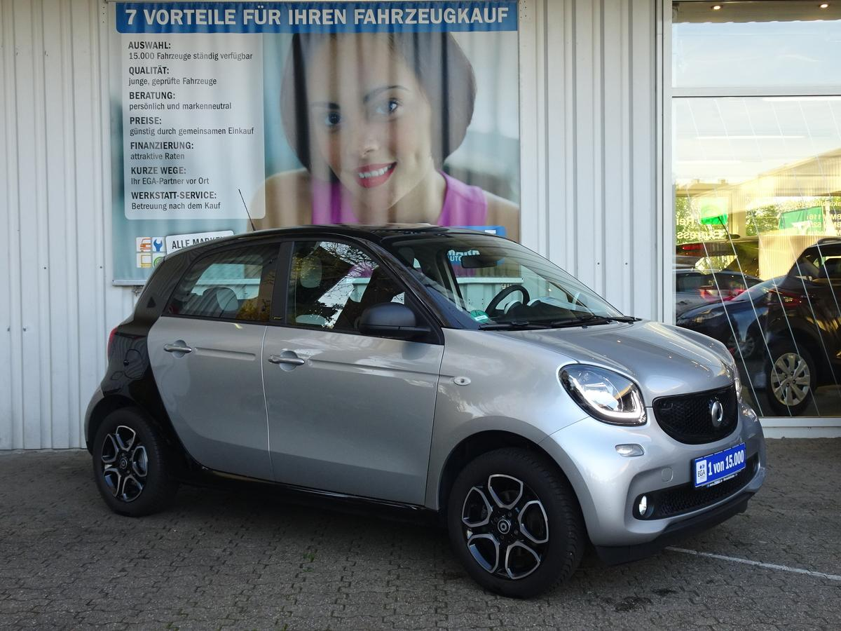 Smart ForFour  PANORAMADACH *TEMPOM* COOL&AUDIOSITZH*LED PAK* KOM
