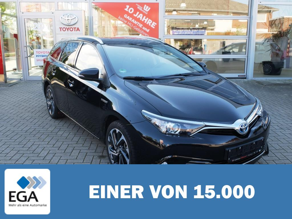 Toyota Auris Touring Sports 1.8 VVT-i Hybrid Design Edition
