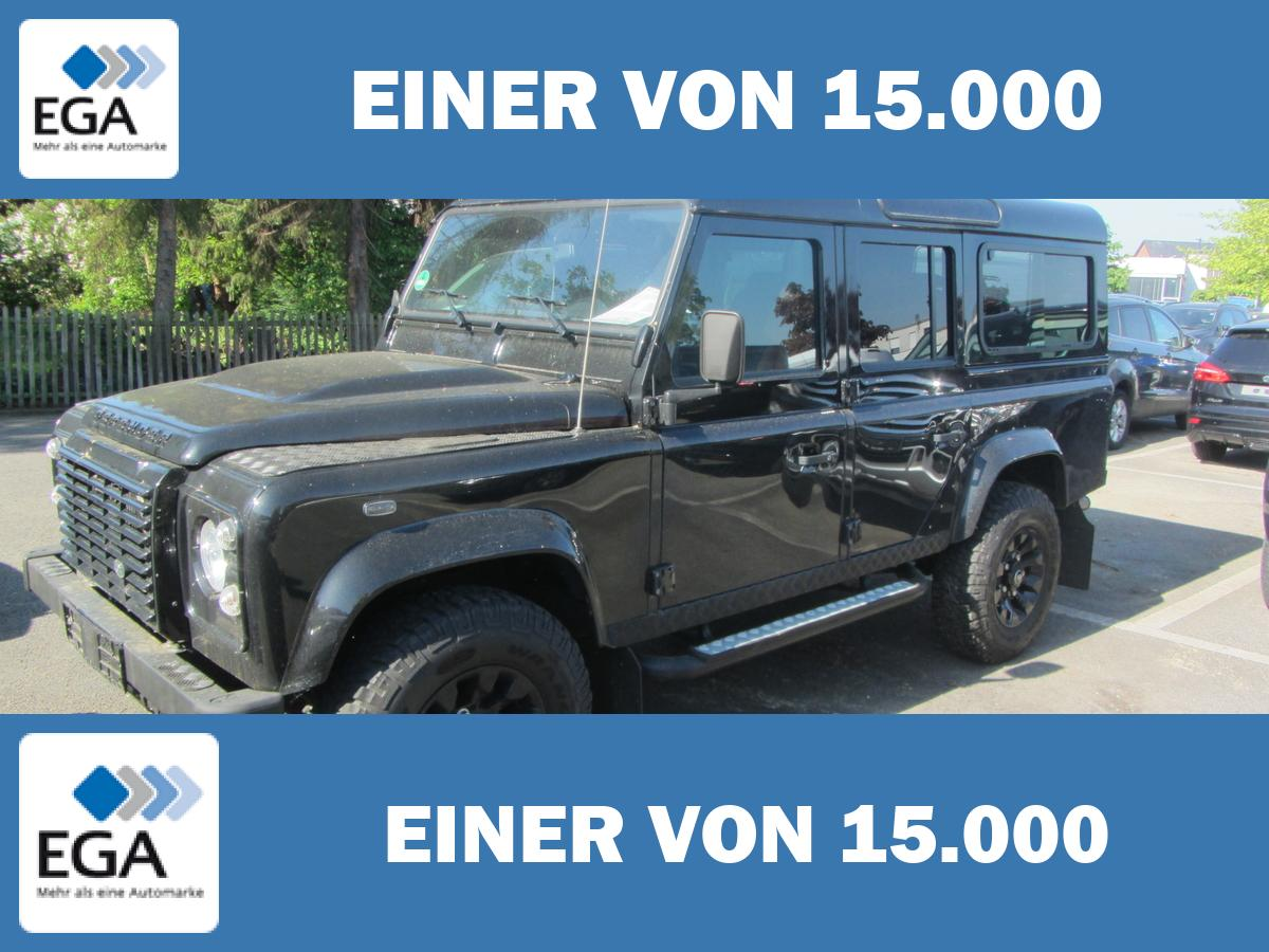 Land Rover Defender 110 Td4 Station Wagon SE Black Design 7 Sitze + AHK