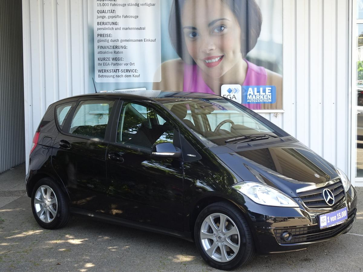 Mercedes-Benz A 150 BLUE EFFICIENCY KLIMA ALU BLUETOOTH