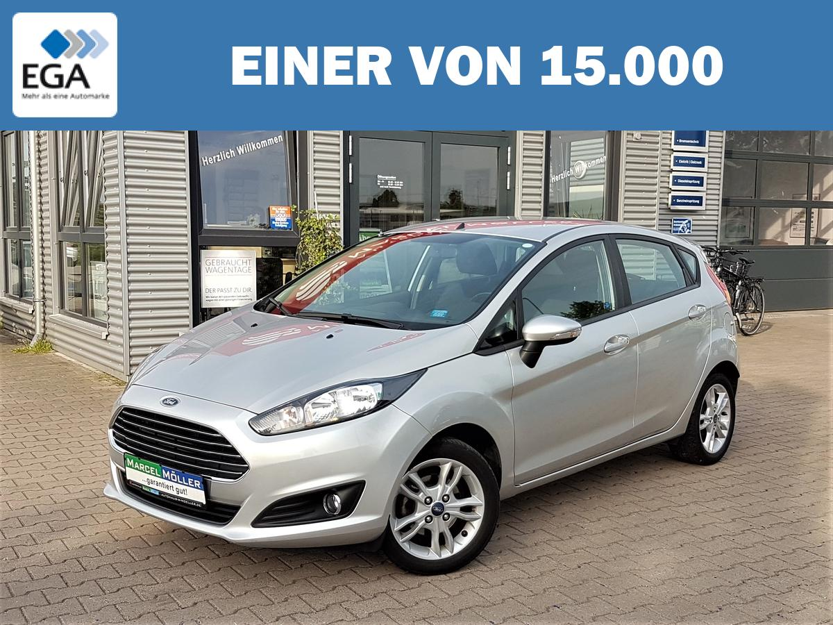 Ford Fiesta 1.25 Trend *Bluetooth*Klima*