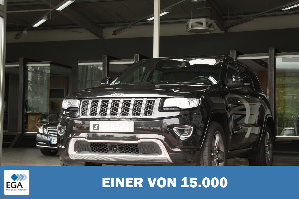Jeep Grand Cherokee 3.0 CRD Overland Facelift Luft Pano 20''