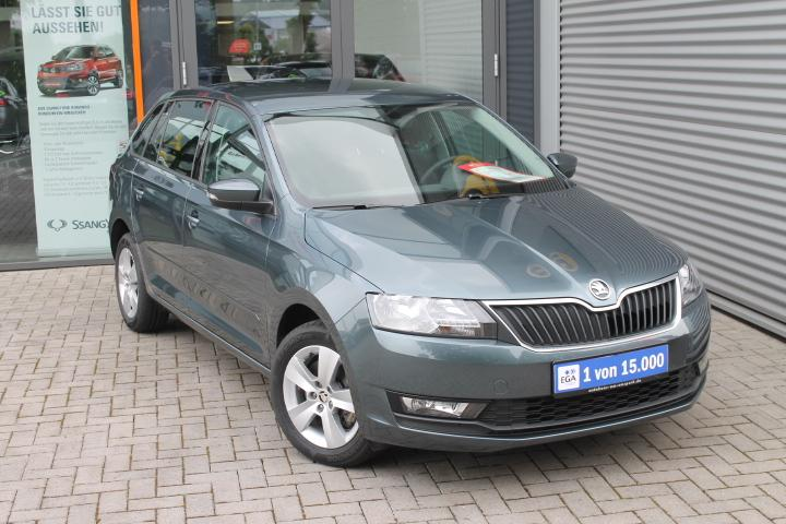 Skoda Rapid Spaceback 1,0 TSI Ambition,Navi,SH,Alu, Leasing 165,-€