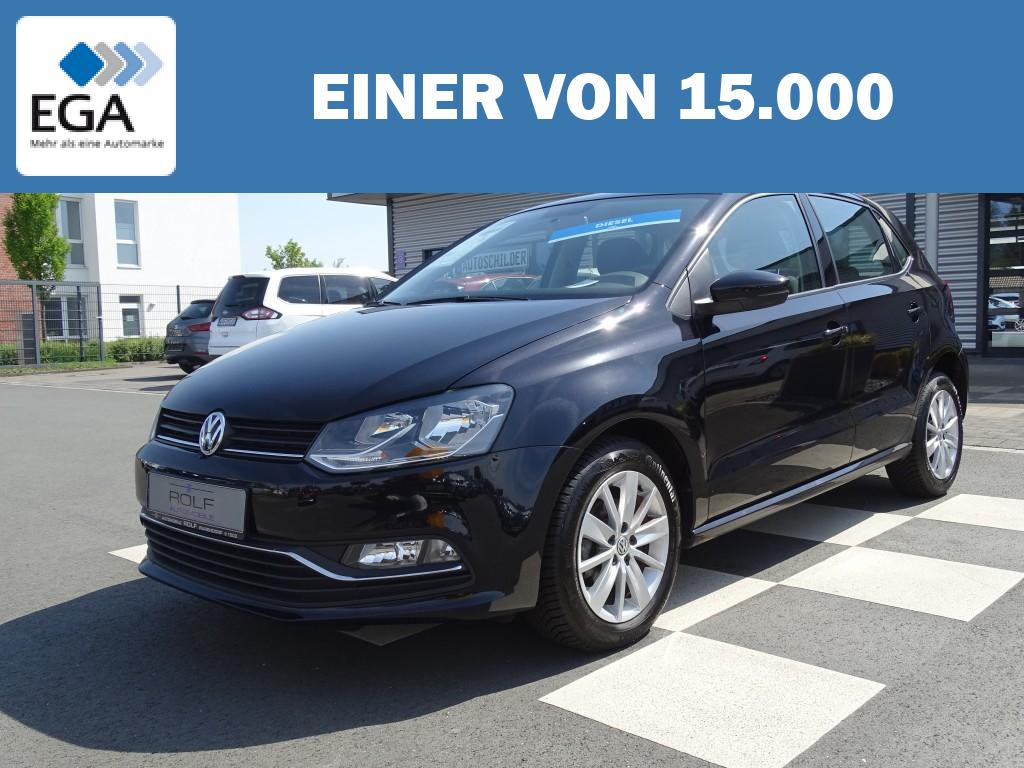 VW Polo  1.4 TDI   COMFORTLINE   BMT   START   STOP