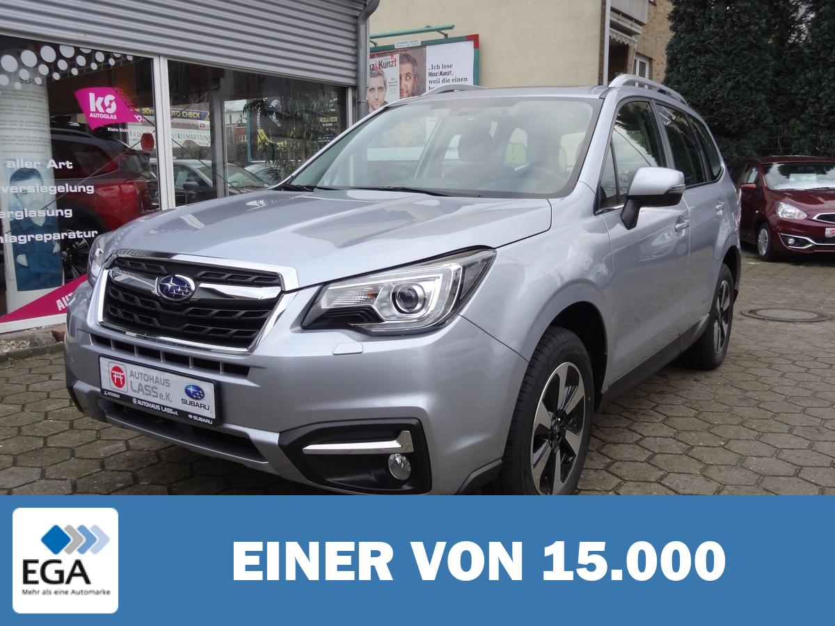 Subaru Forester  2.0X Exclusive CVT EyeSight VFW.