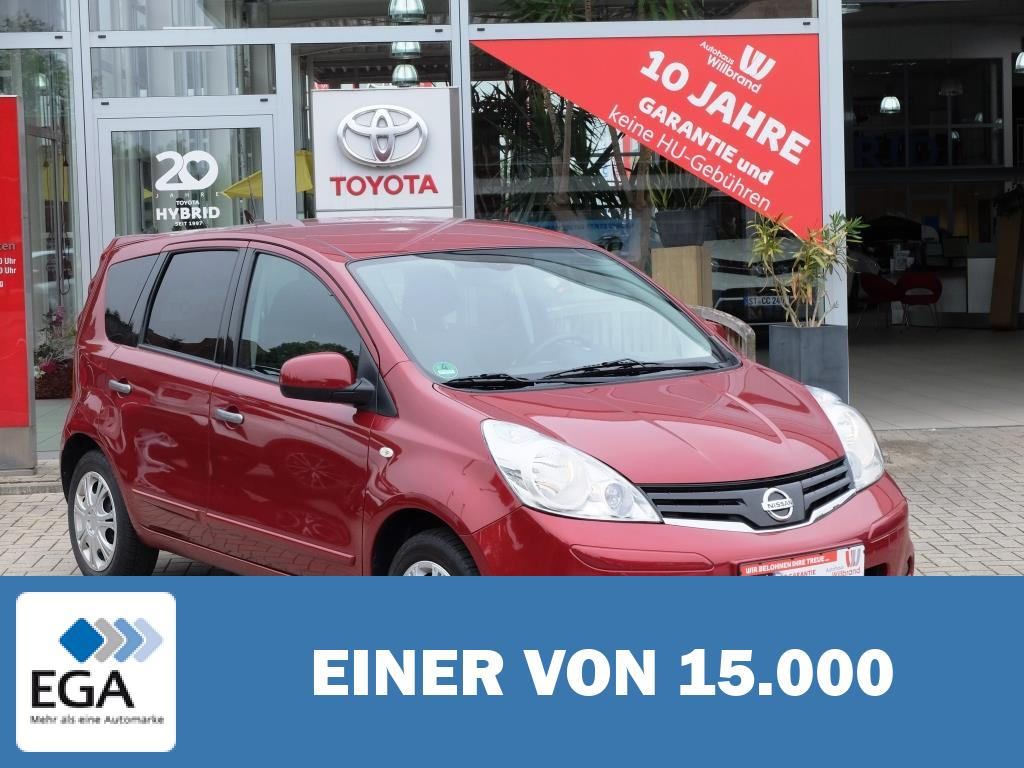 Nissan Note 1.4 I-Way/KLima/ ZVF