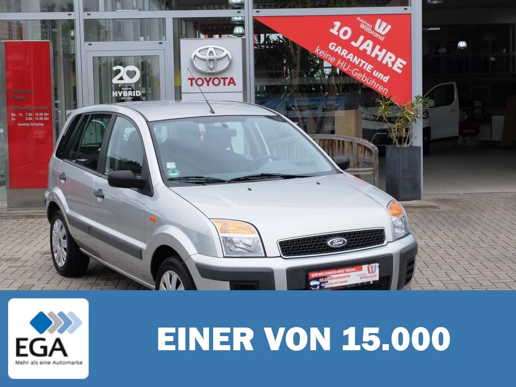 Ford Fusion 1.4 Ambiente//Klima/