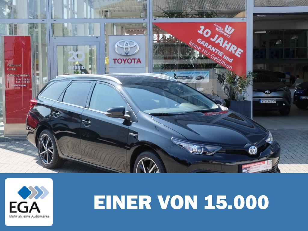 Toyota Auris Touring Sports Auris 1.8 VVT-i Hybrid Automatik Touring Sports Team Deutsc