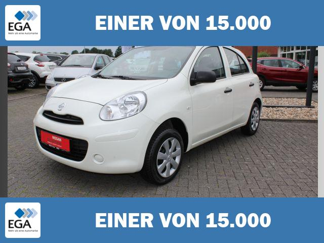 Nissan Micra 1,2 Visia First