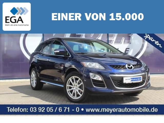 Mazda CX-7 2.2 CD Exclusive-Line 4WD Xenon/Leder/Stand