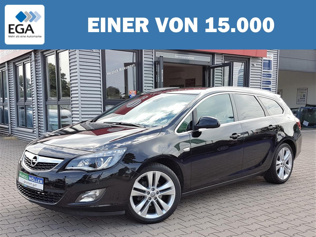 Opel Astra 1.4 Turbo Sports Tourer Innovation *Xenon*Navi*