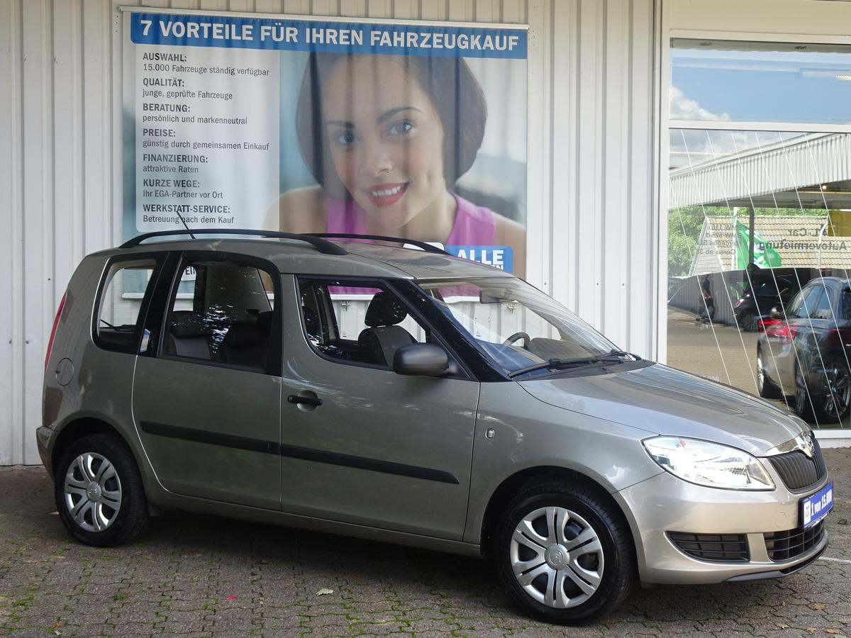Skoda Roomster  ACTIVE PLUS* AUDIO BLUES MP3* KLIMA* EL FH VORNE*
