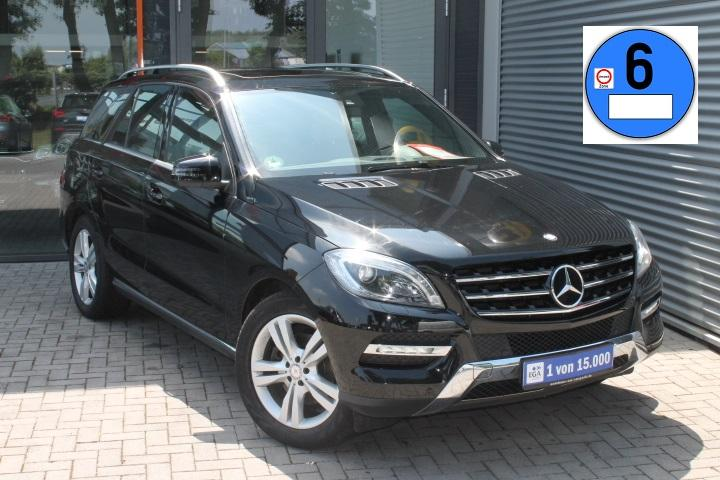 Mercedes-Benz ML 350  BlueTec 4Matic 7G-Tr, Comand, Airmatic,GSHD,PDC,AHK