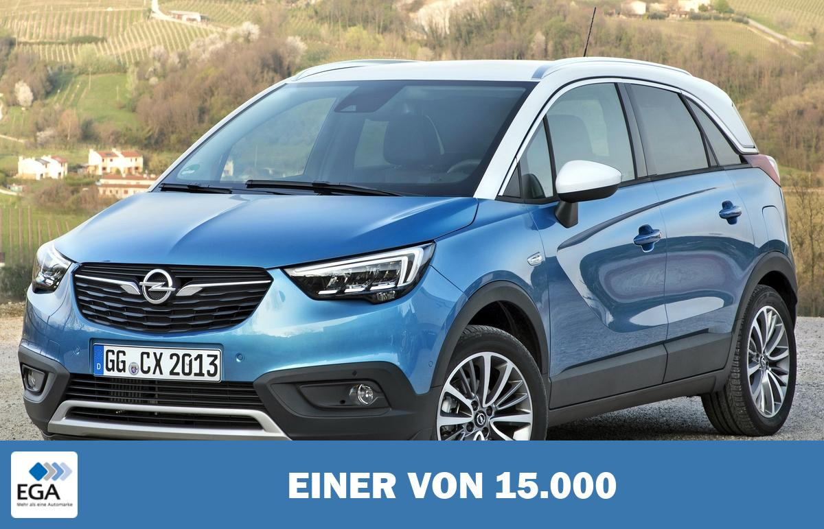 Opel Crossland X 1.2-81PS|ESSENTIA| LED|KLIMA|FREISPRECH