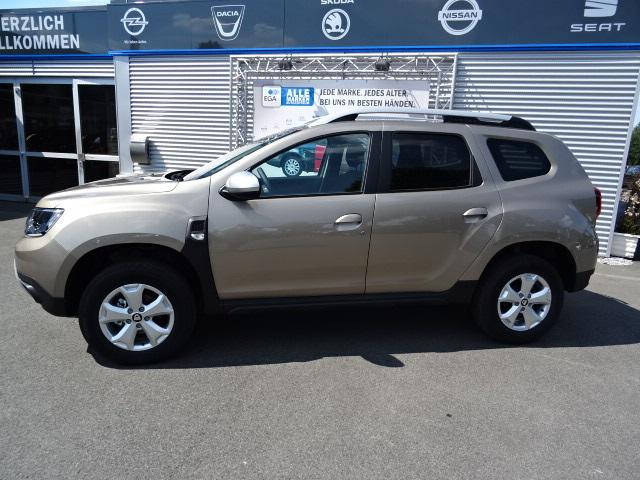 Dacia Duster 1.6 SCe COMFORT KLIMA*BTH*LOOK PAKET*MODELL 2018