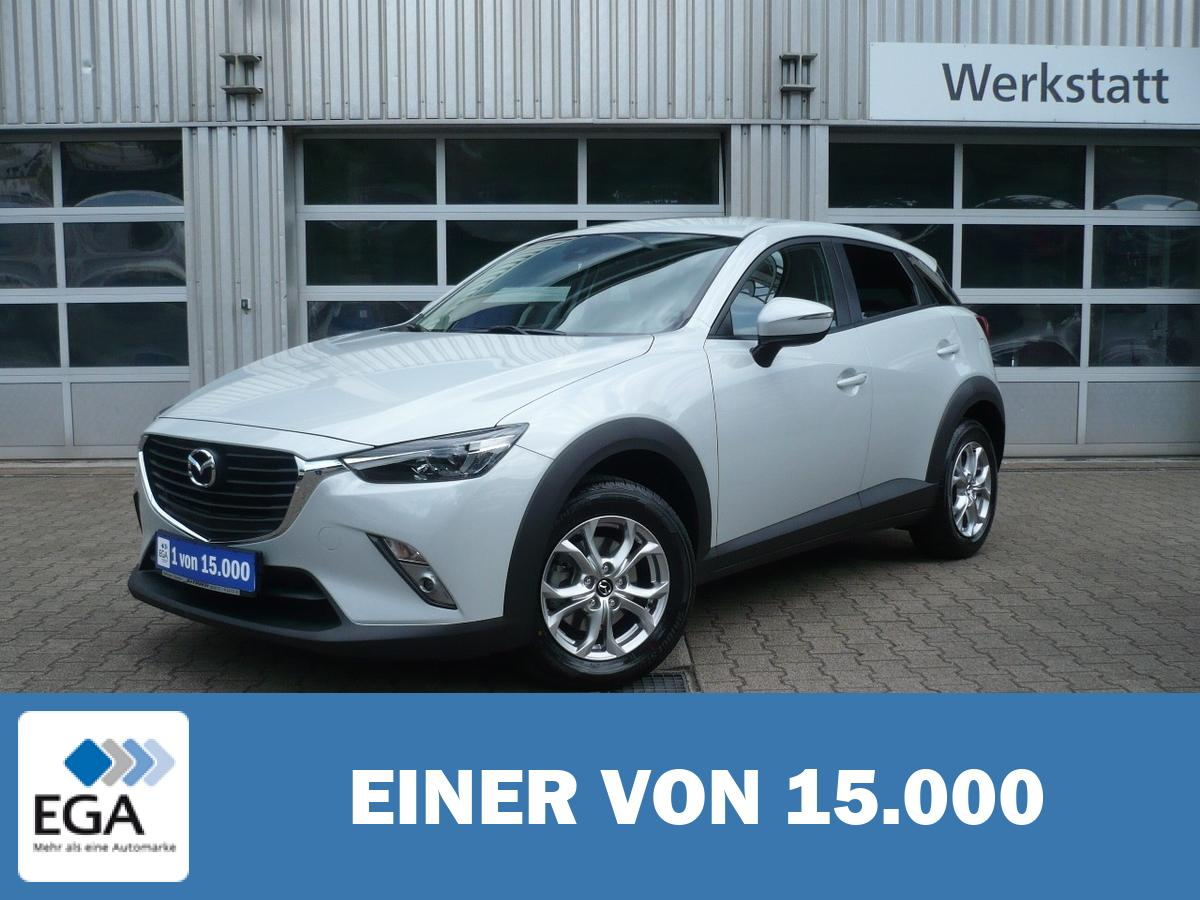 Mazda CX-3 SKY-G 120 Exclusive-Line FWD - Navi /LED/ PDC/ Sitzh.vo