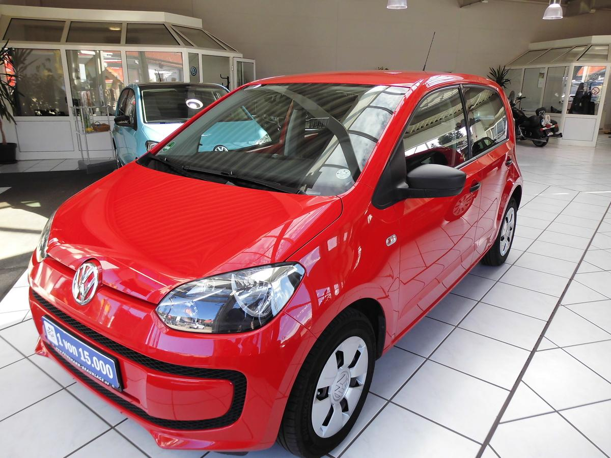Volkswagen up! take up 1,0 44KW Klima.