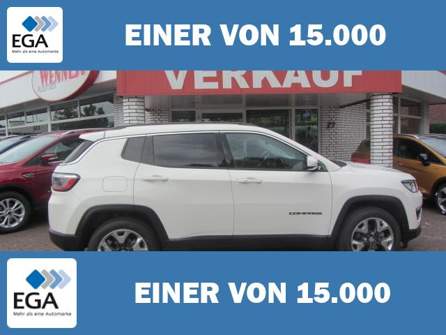 Jeep Compass 1,4 Limited / Xenon + Key-Less + PDC *AUF LAGER*