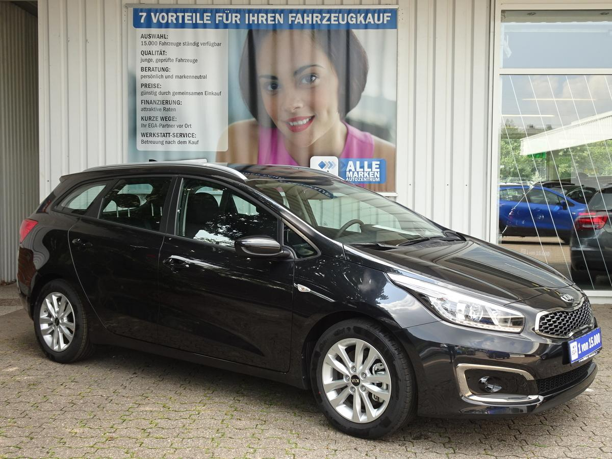 Kia cee'd Sportswagon 1.0 T-GDI Dream Team Edition NAVI KAM KLIM