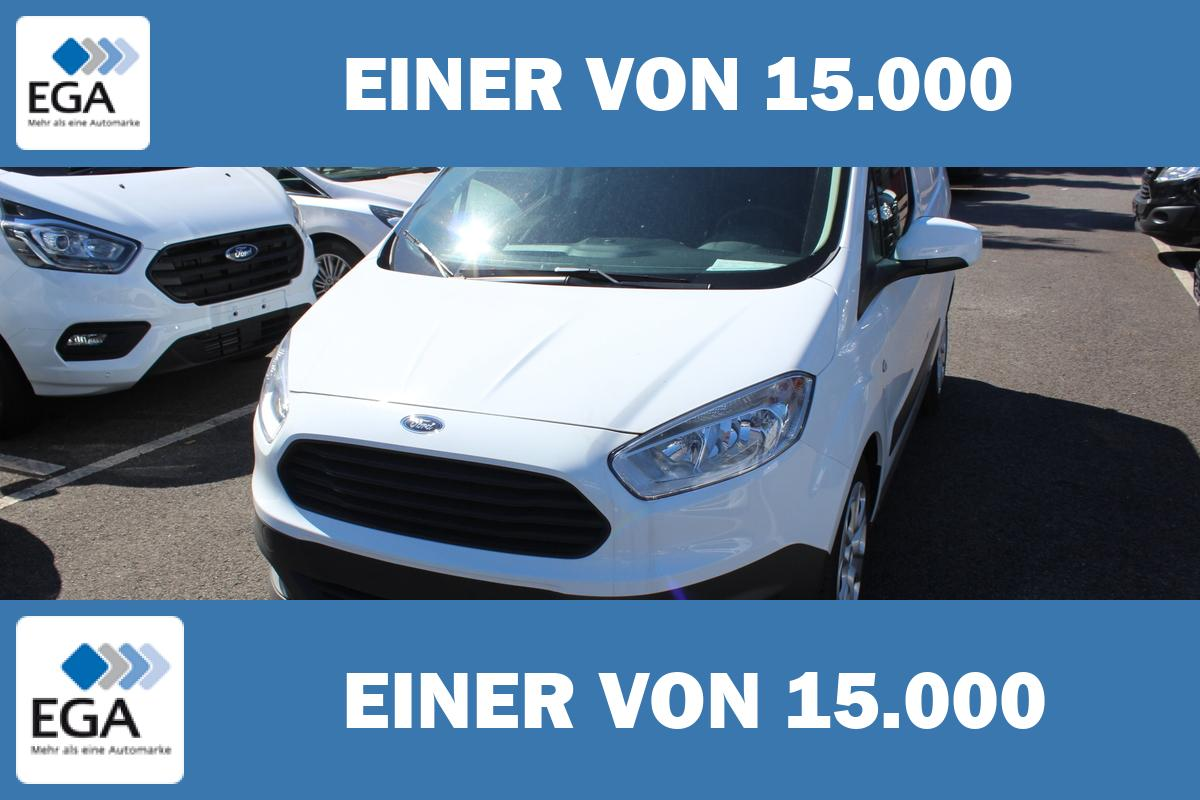 Ford Transit Courier Trend 1,5 tdci 95PS mit Klima & Audiosystem