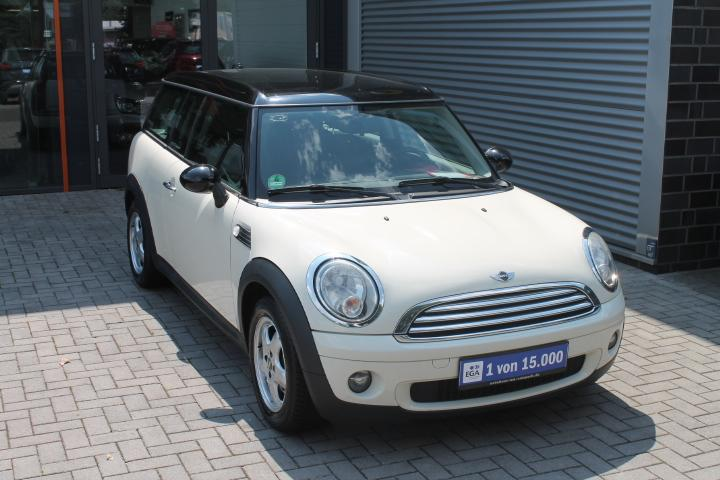 MINI Cooper Clubman  1,6 , Bordcomputer, Alu, CD Radio