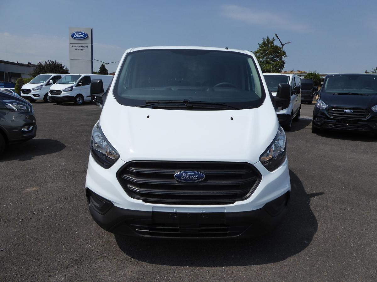 Ford Transit Custom Der neue City Light 260 L1 Klima / Sichtpaket