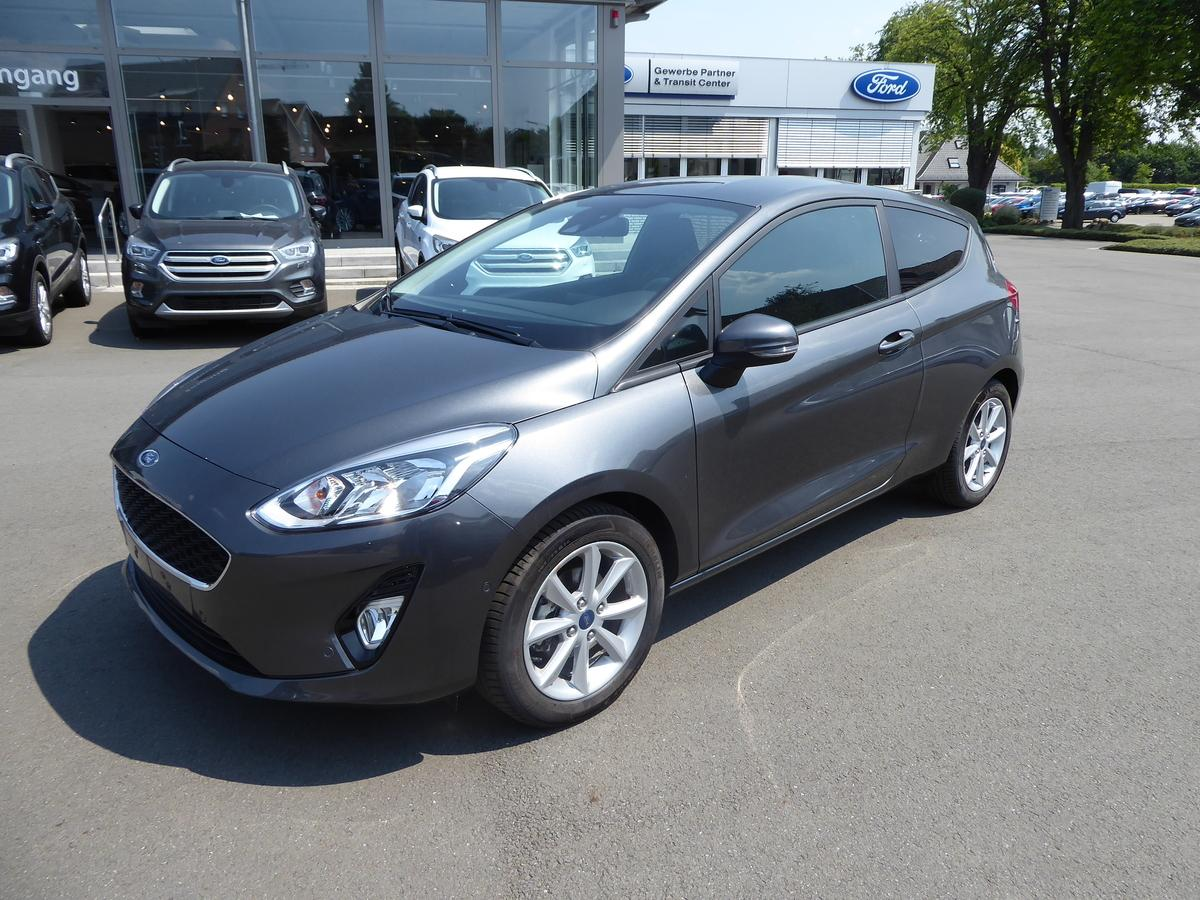 Ford Fiesta Cool & Connect 3-türig / LMF / 5 Jahre FGS