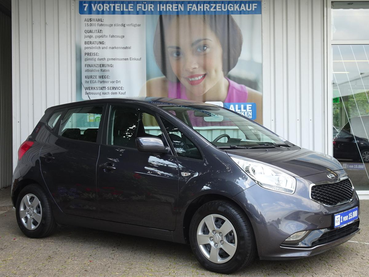 Kia Venga 1.4 CVVT KLIMA PDC MFL CD/MP3 BLUETOOTH