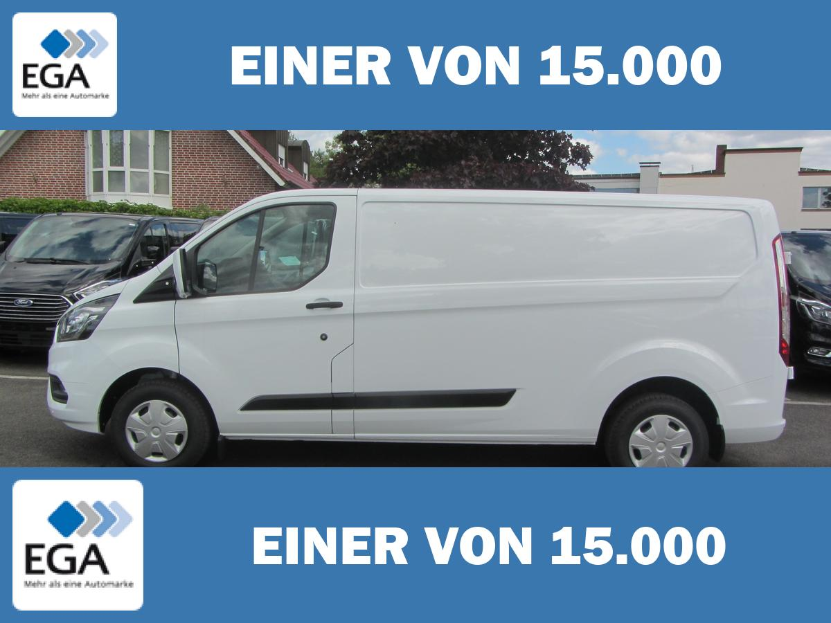 Ford Transit Custom 300 L2H1 Trend 170 PS NEUES MODELL / AHK