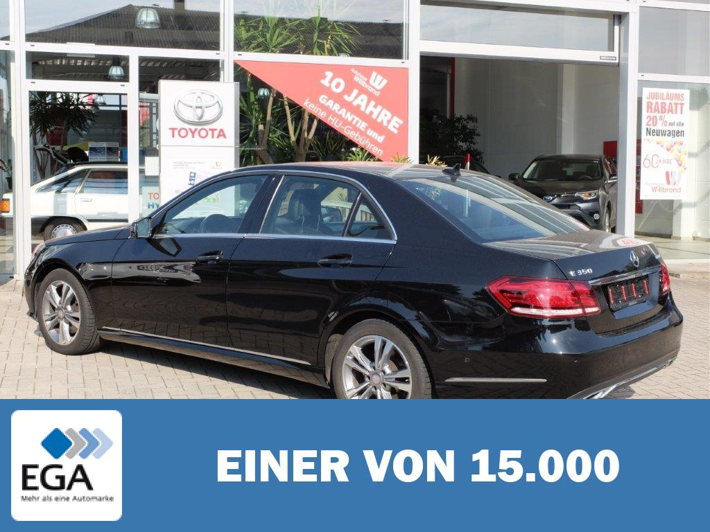 Mercedes Benz E 350 Bluetec 9g Tronic Avantgarde Autohaus Rolf