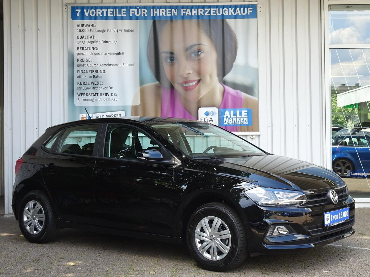 Volkswagen Polo 1.0 TSI neues Modell COMFORTLINE KLIMA BT COMPOS COLOUR
