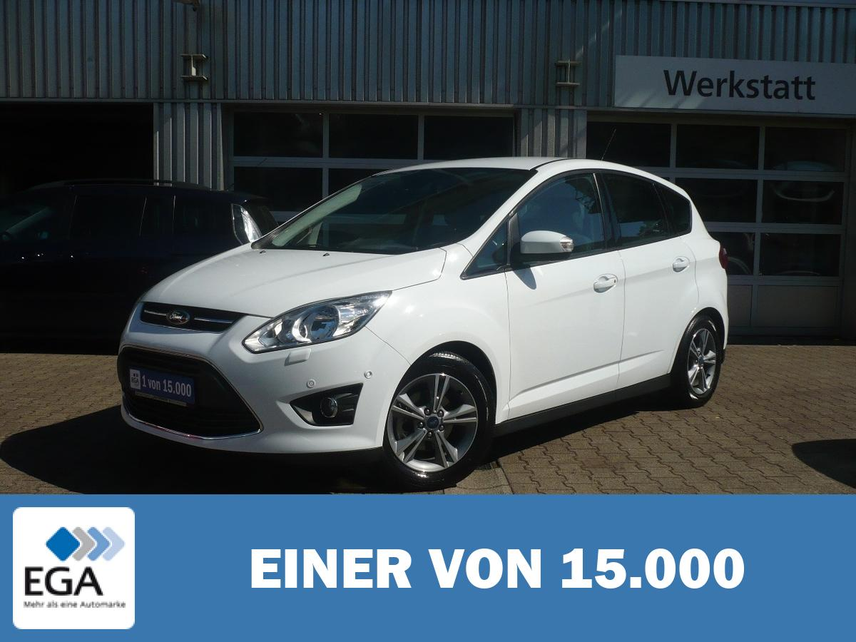 Ford C-Max 1.0 EcoBoost SYNC Edition Start/Stopp - Navi/PDC/Sitzh