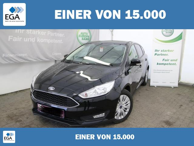 Ford Focus EcoBoost Business EU6 NAVI*WINTER-PAKET