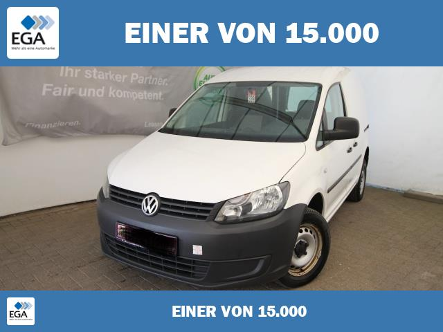 Volkswagen Caddy 2.0 TDI 4MOTION STANDHEIZUNG*CLIMATIC*RCD