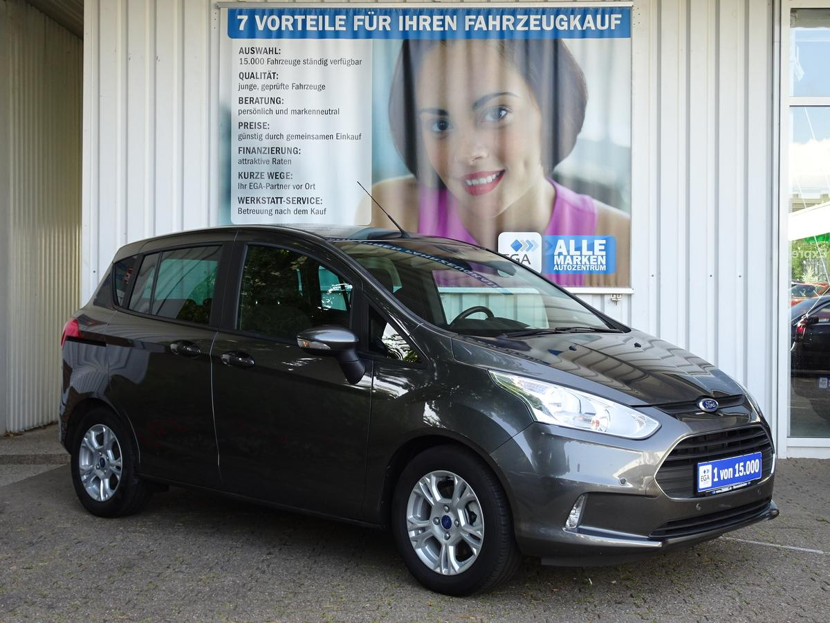 Ford B-Max 1.0 EcoBoost 125PS ALU SYNC SHZ SUNSET COOL&SOUND NSW