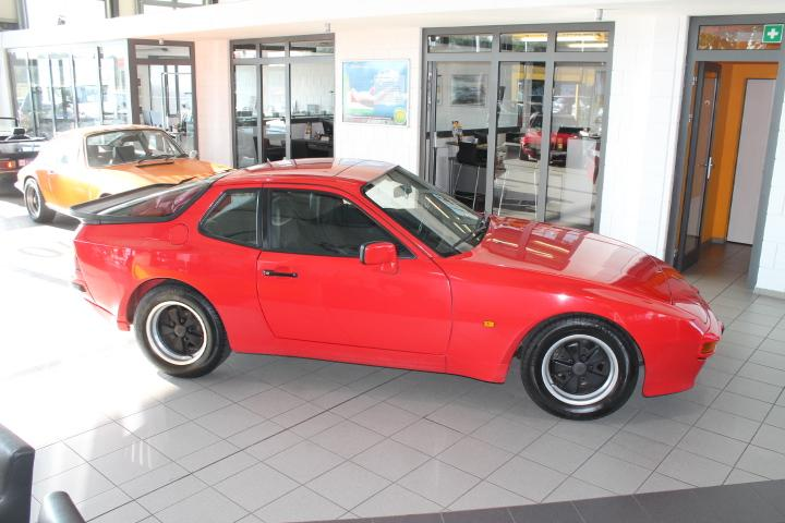 Porsche 944 Coupe/Targa, H-Kennz,Top Zustand
