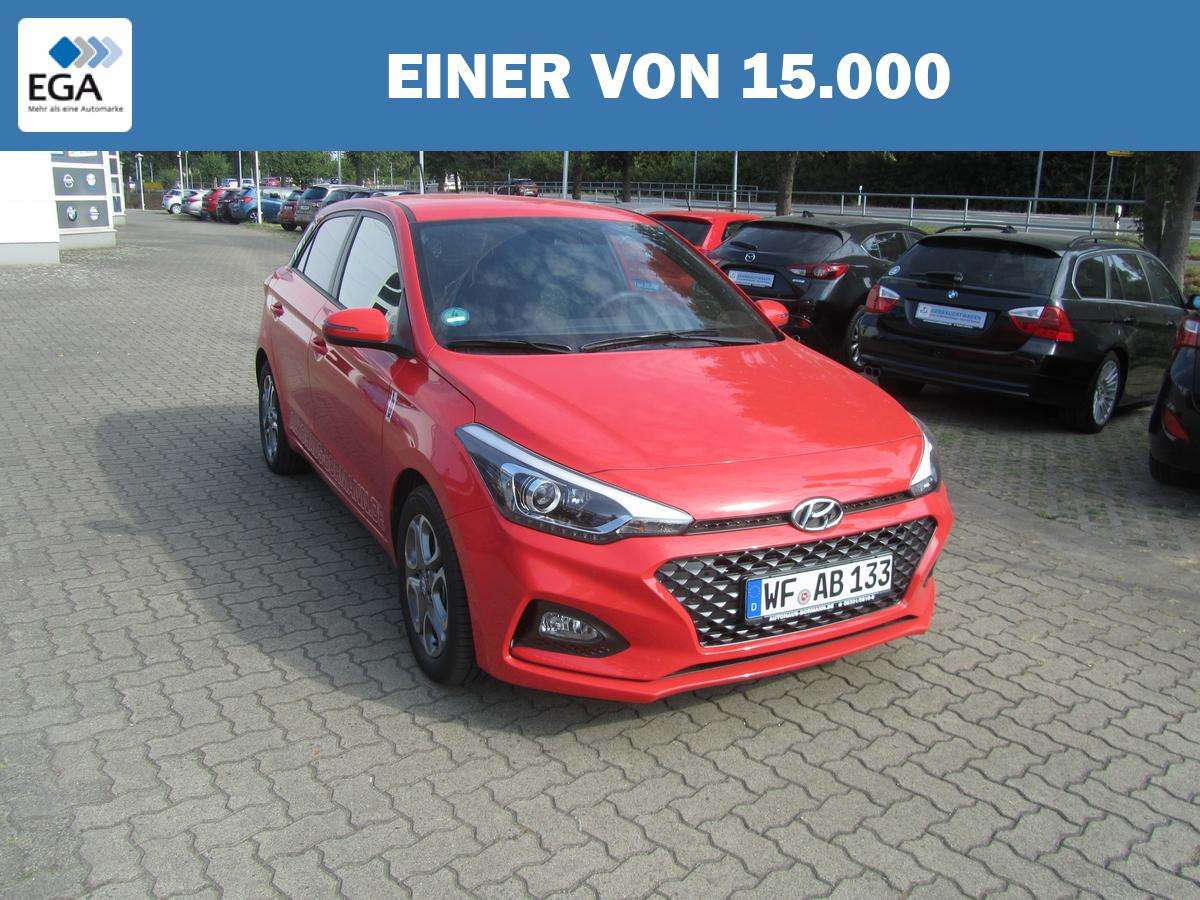 Hyundai i20 Facelift 1.0 T DCT Launch Edition