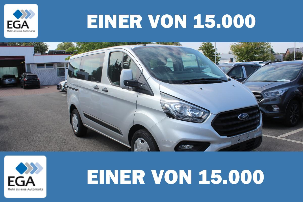 Ford Transit Custom Trend KOMBI 96KW NEUES MODEL L1H1 *SOFORT*