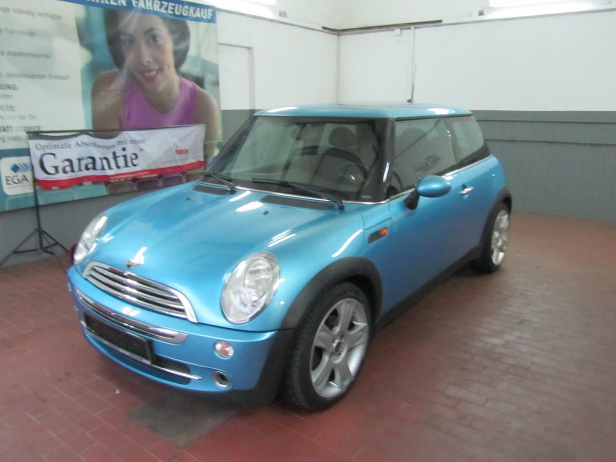 MINI Cooper 1,6 Pepper