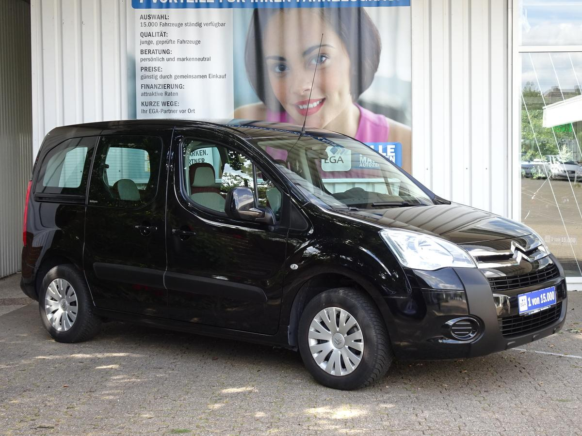 Citroën Berlingo 1,6 HDI MULTISPACE KLIMA CD 1 HAND EURO 5