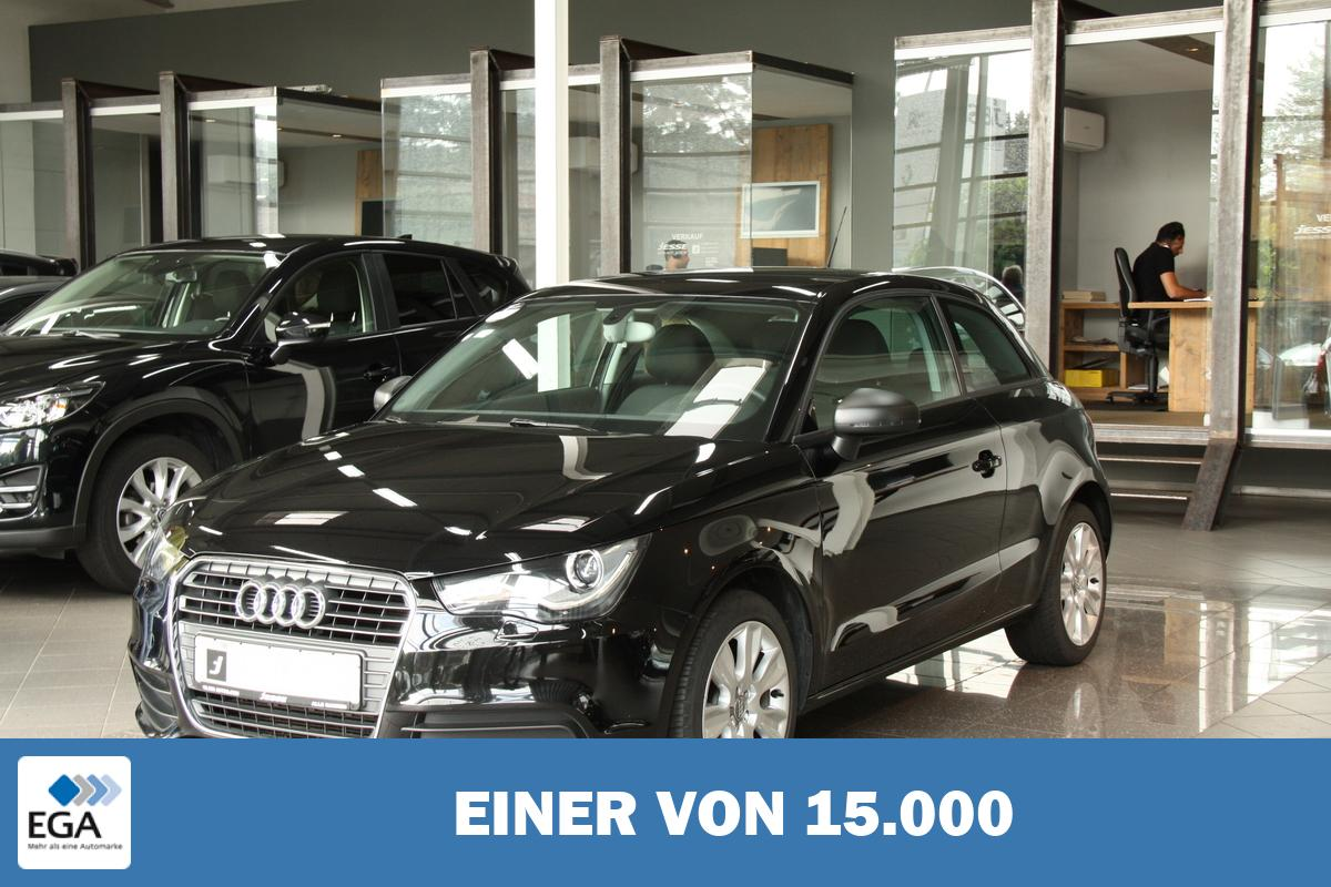 Audi A1 1.2 TFSI Attraction Bi-Xenon Klima