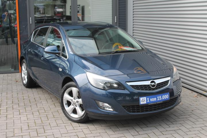 Opel Astra J 1,6 Turbo Edition Sport, Bluetooth, GRA, PDC, Alu