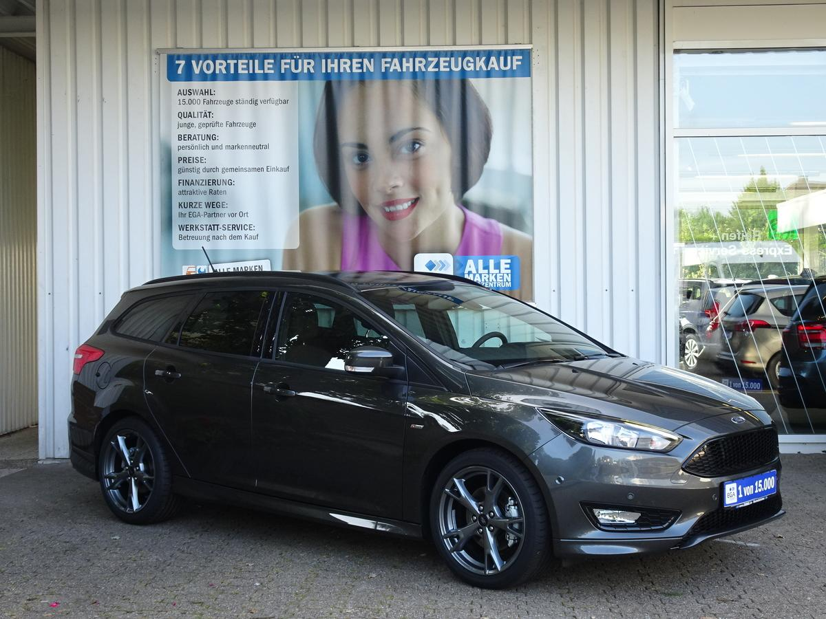 Ford Focus Turnier 1.5 EcoBoost 150PS ST-LINE NAVI BT akt.PDC NSW
