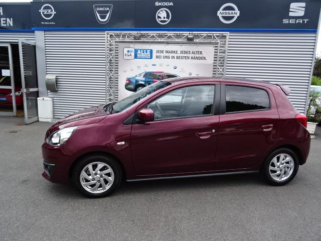 Mitsubishi Space Star 1.0 CLEAR TEC INTRO EDITION +NAVI*RCD*SHZG*ALU
